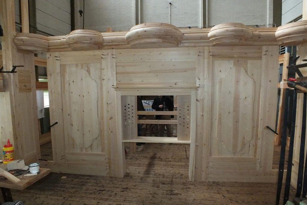 Flentrop orgelbouw project Leuven 3